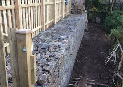 Gabions After